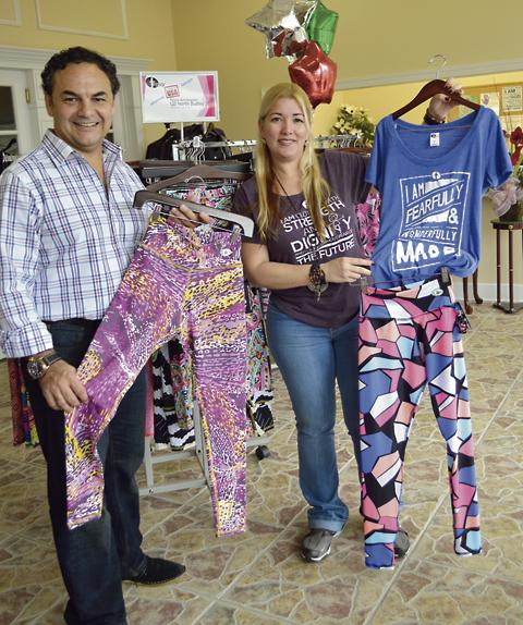 Clothing Designer S Journey To Success Reaches Destination In Americus Americus Times Recorder Americus Times Recorder